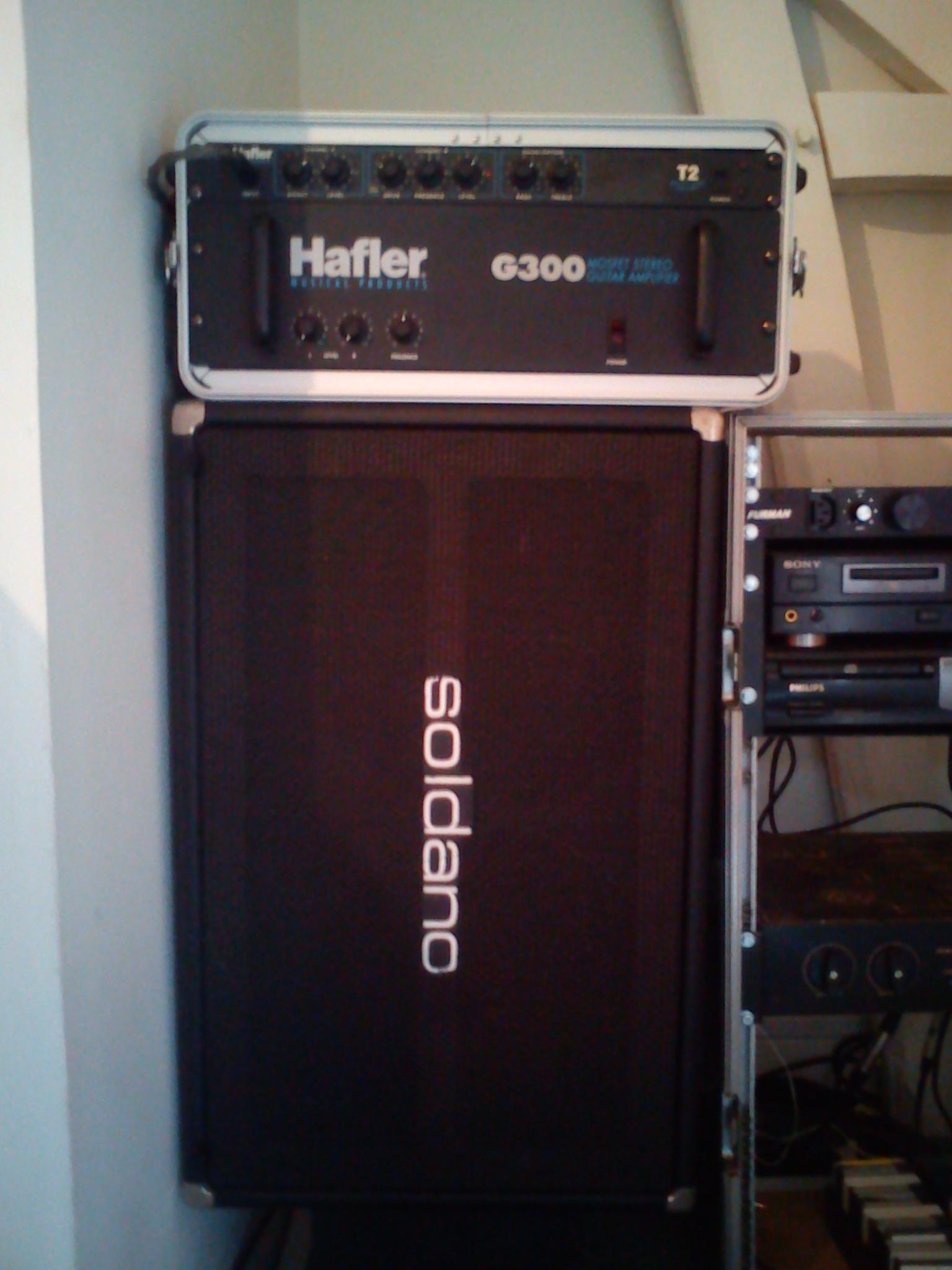 T2 - Hafler T2 - Audiofanzine