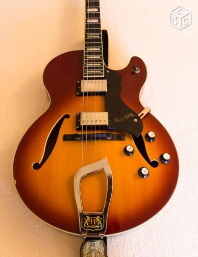 Hagstrom Guitars - Electric Guitars,