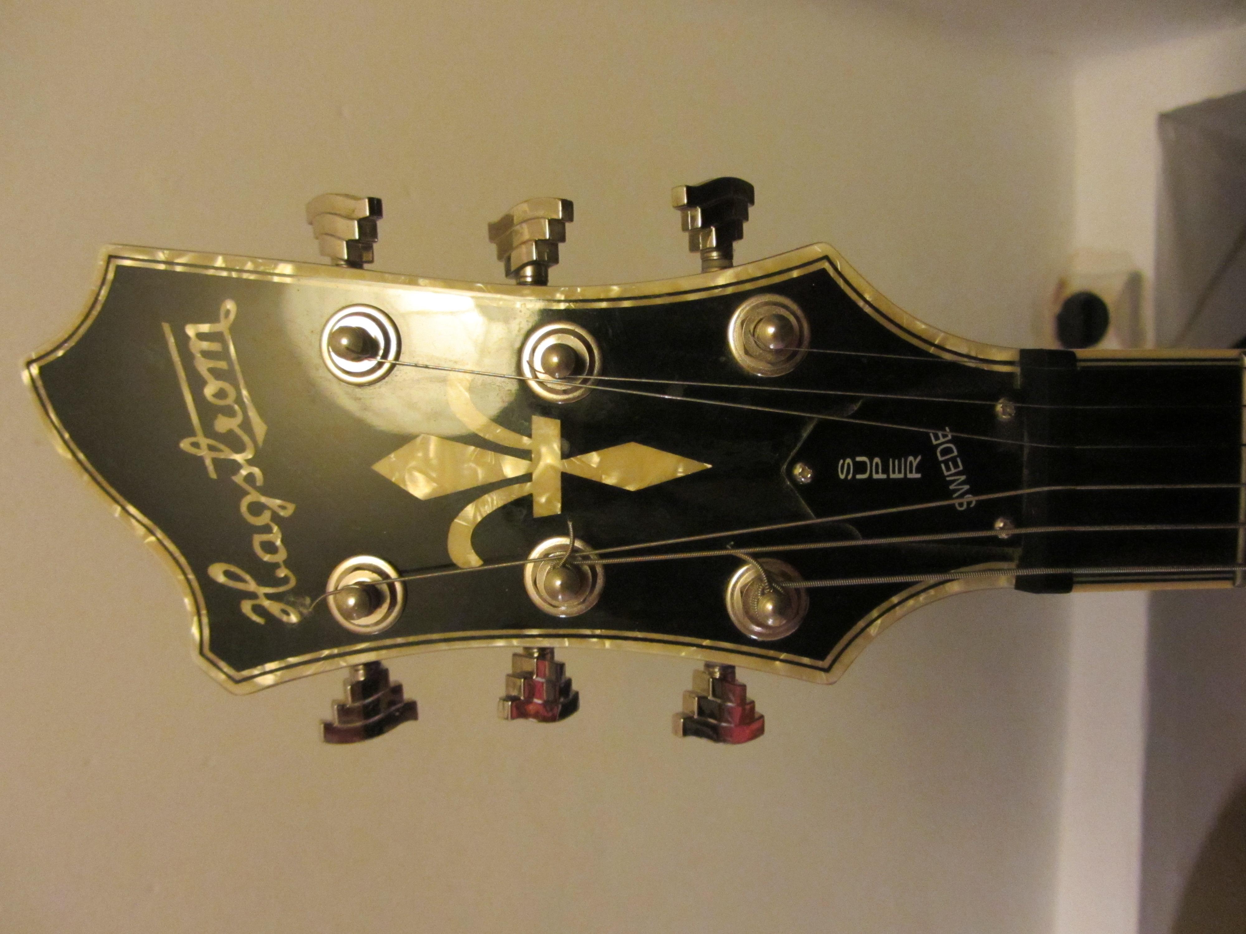 Vintage hagstrom guitars en venta