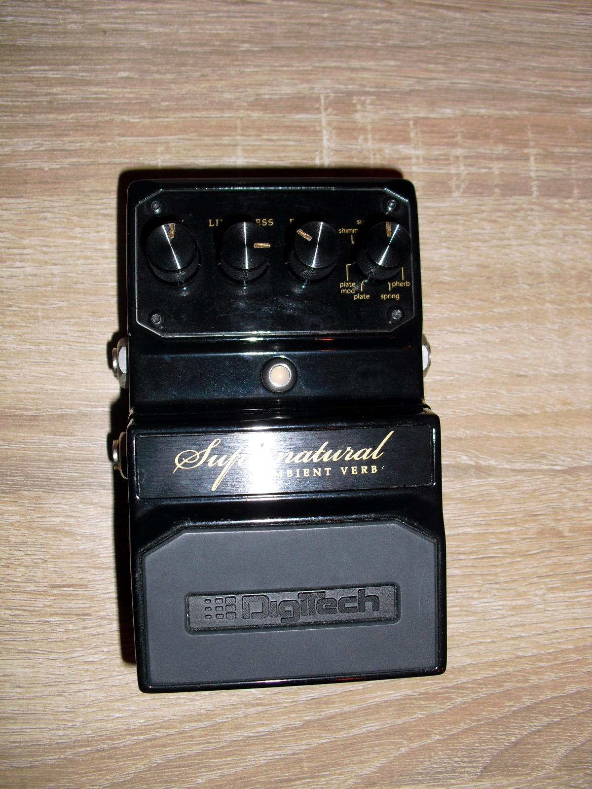 hardwire pedals supernatural ambient verb image 1727845 audiofanzine. Black Bedroom Furniture Sets. Home Design Ideas