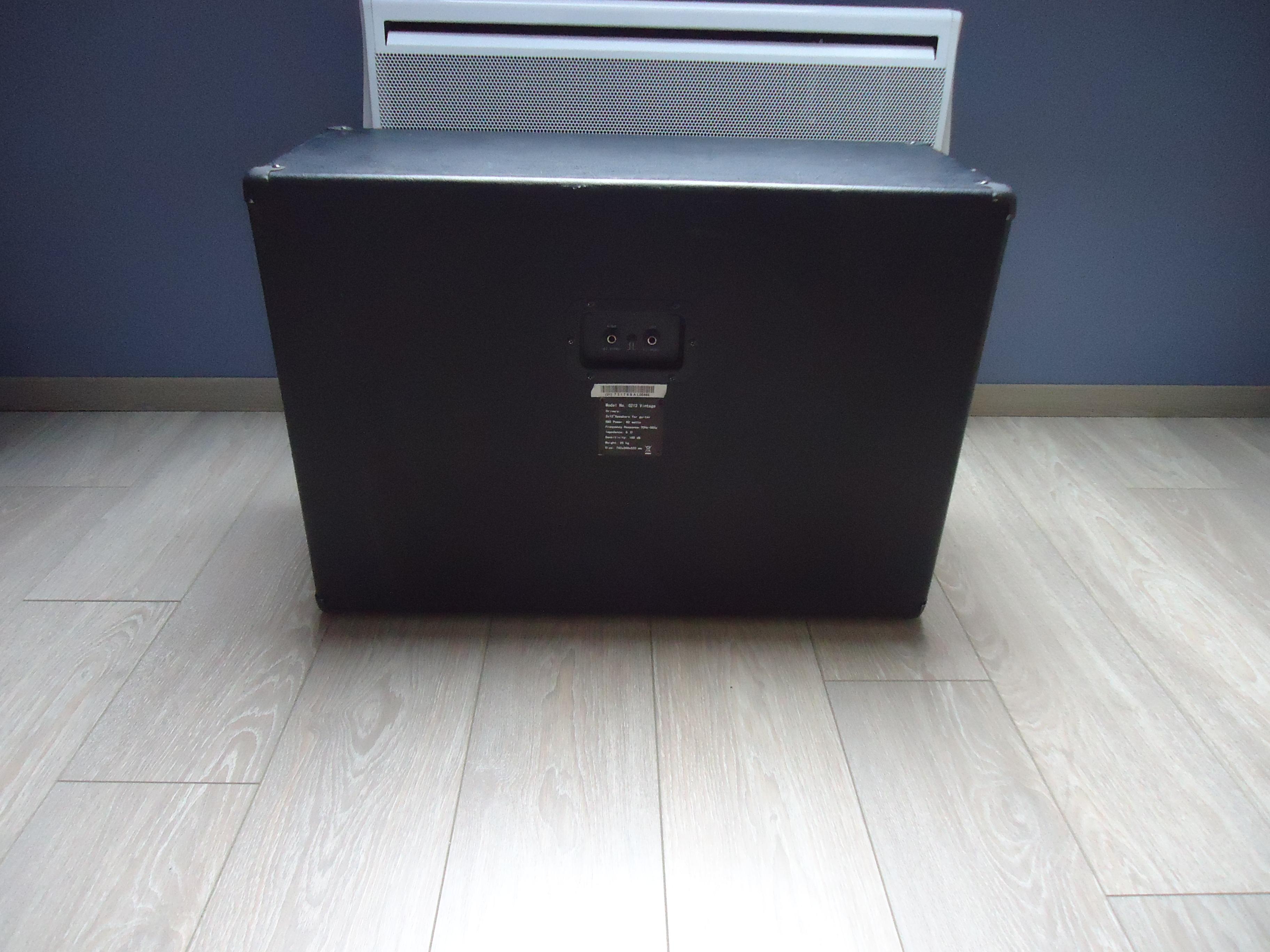 harley benton g212 vintage image 1488065 audiofanzine. Black Bedroom Furniture Sets. Home Design Ideas