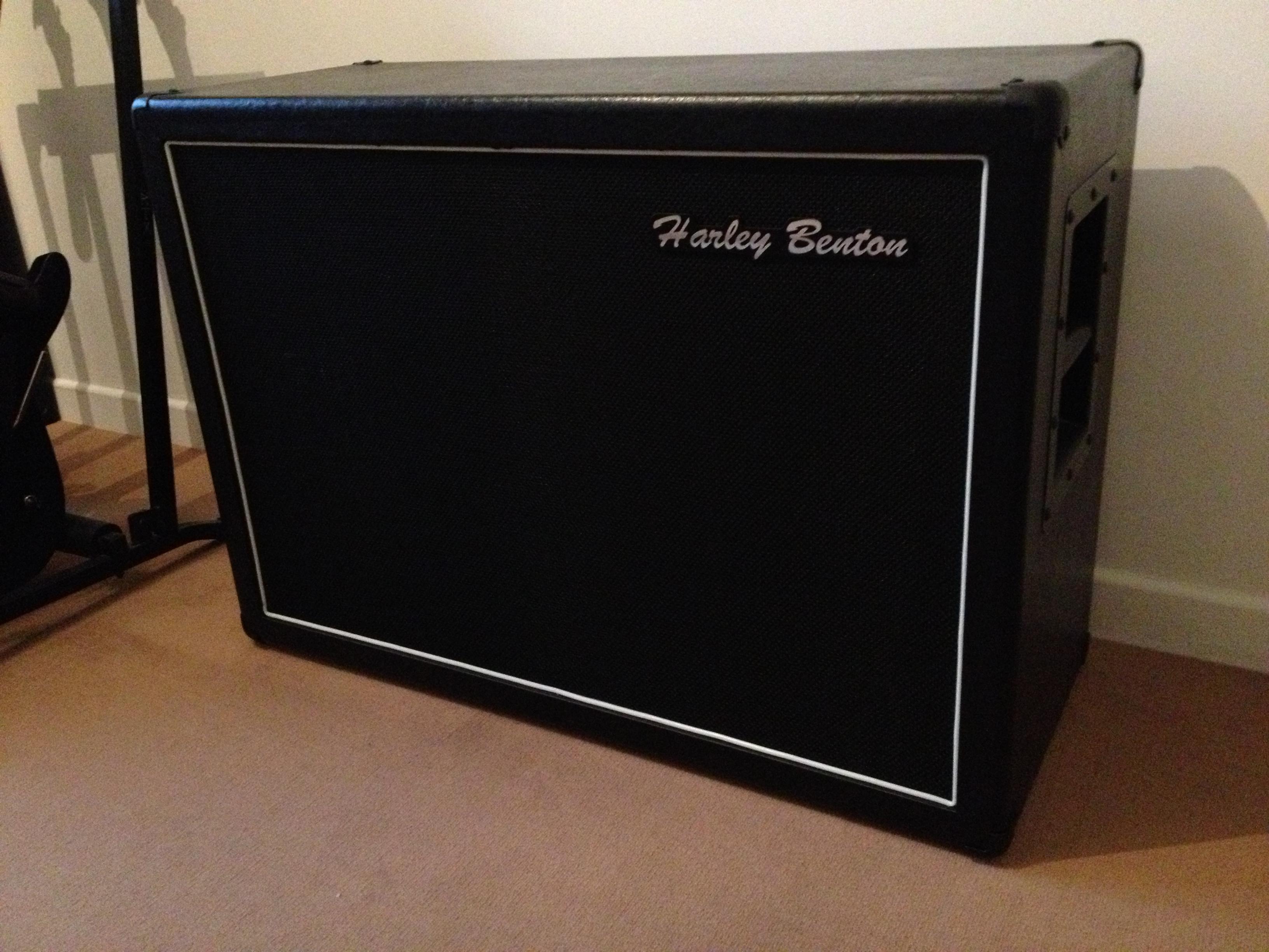 harley benton g212 vintage image 543582 audiofanzine. Black Bedroom Furniture Sets. Home Design Ideas