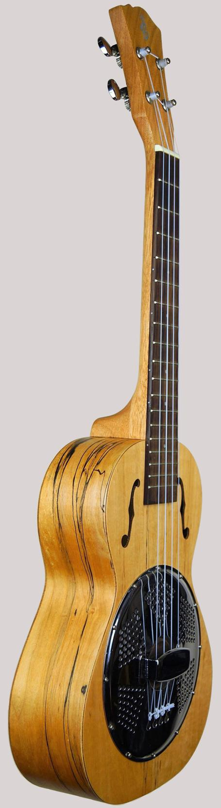 german chinese single cone resonator ukulele