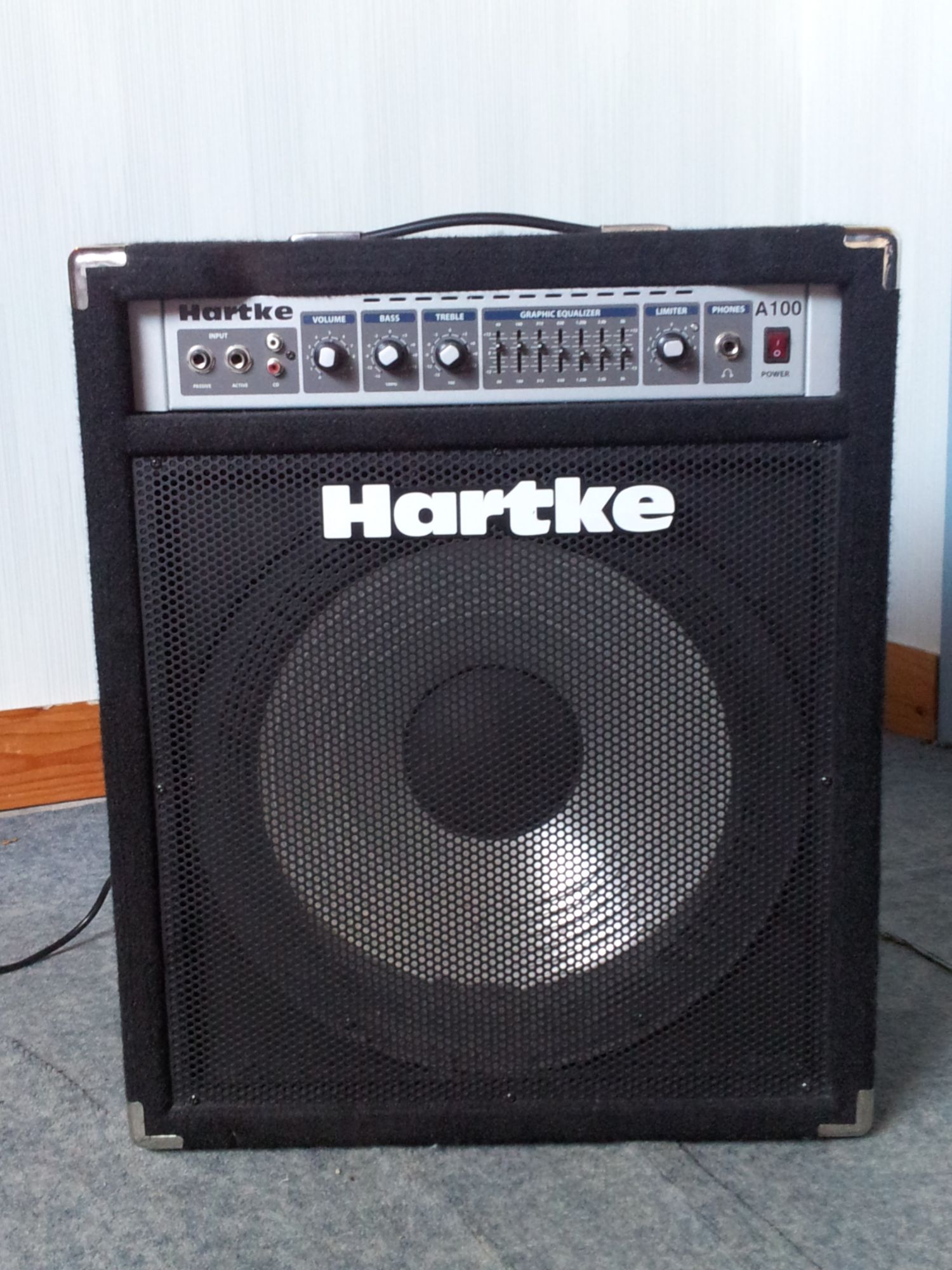 hartke a100 image 681038 audiofanzine rh en audiofanzine com hartke a100 user manual hartke a100 service manual