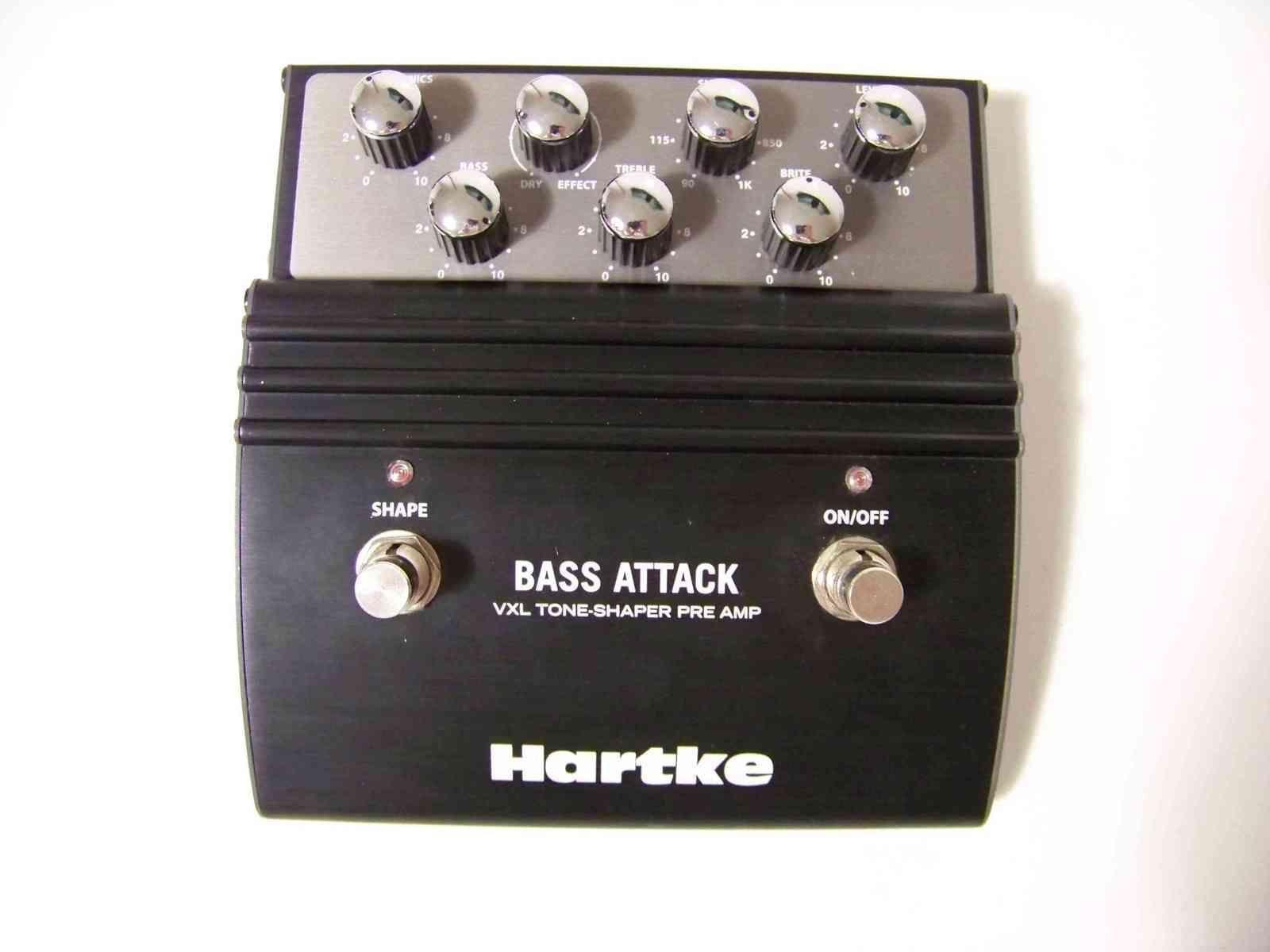 hartke vxl bass attack image 203926 audiofanzine. Black Bedroom Furniture Sets. Home Design Ideas