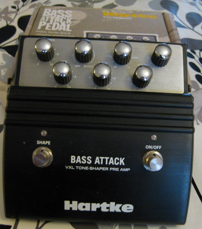 hartke vxl bass attack image 58007 audiofanzine. Black Bedroom Furniture Sets. Home Design Ideas