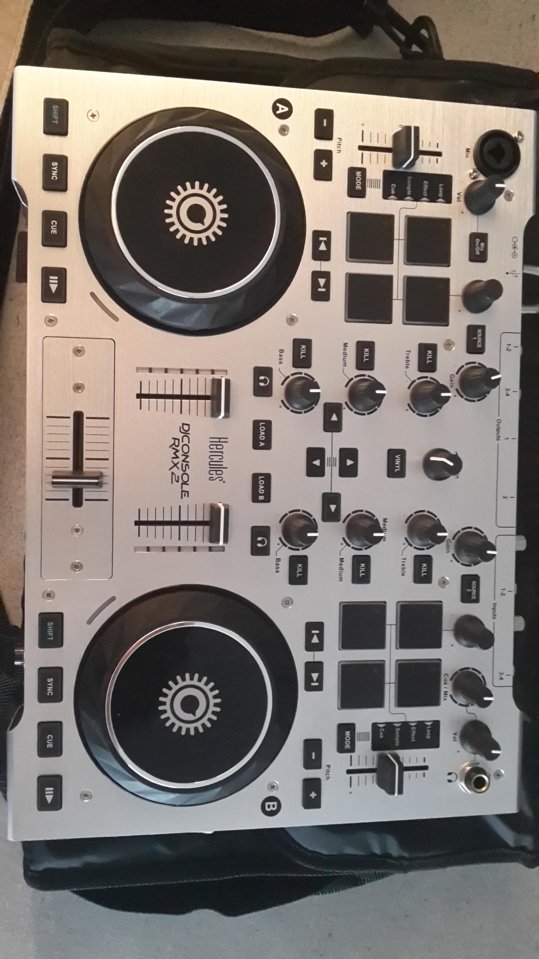Table mixage hercule - Table de mixage hercules dj control mp3 e2 ...