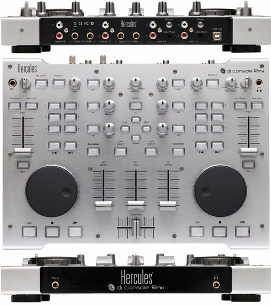 Hercules Dj Console Rmx Image 33873 Audiofanzine