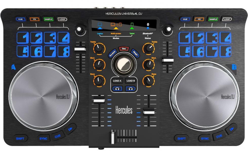 Hercules universal dj image 965186 audiofanzine - Table de mixage hercules dj control instinct ...