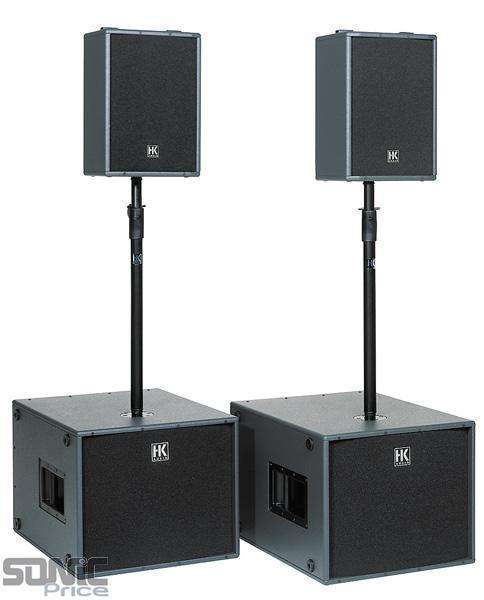 hk audio elias px system image 178590 audiofanzine. Black Bedroom Furniture Sets. Home Design Ideas