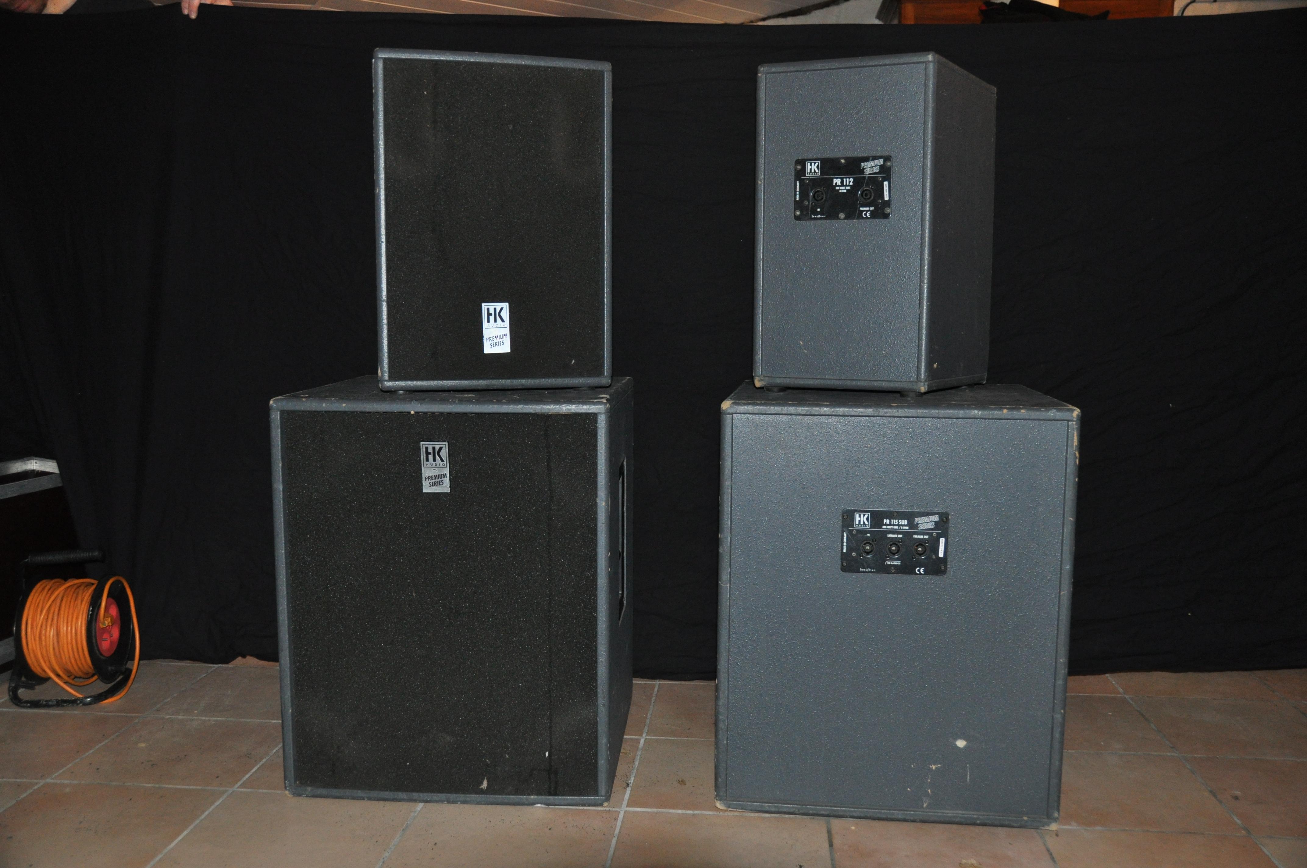 hk audio pr 115 sub image 389998 audiofanzine. Black Bedroom Furniture Sets. Home Design Ideas