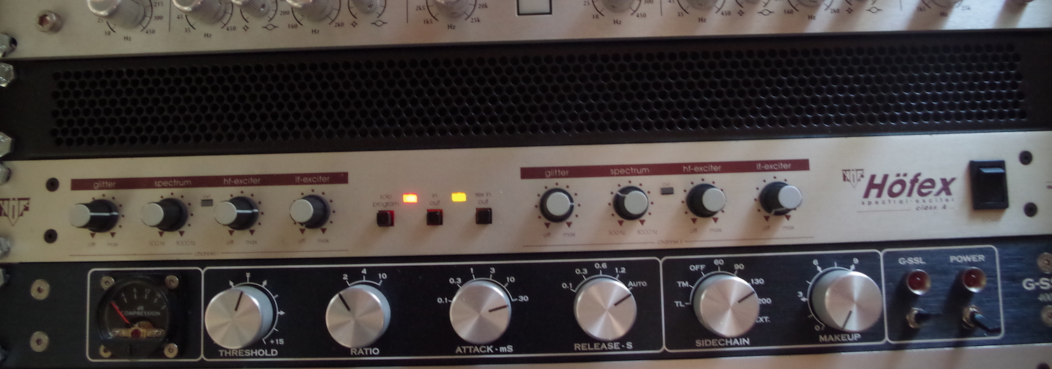 HOEFEX I Spectral Exciter Class A hoef - Audiofanzine