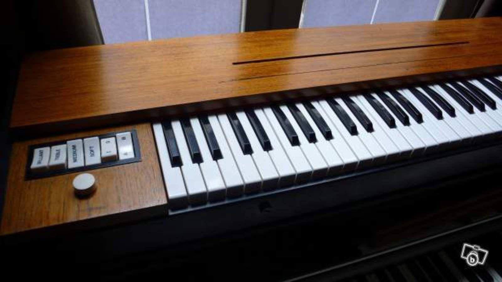 hohner clavinet d6 image 16395 audiofanzine. Black Bedroom Furniture Sets. Home Design Ideas