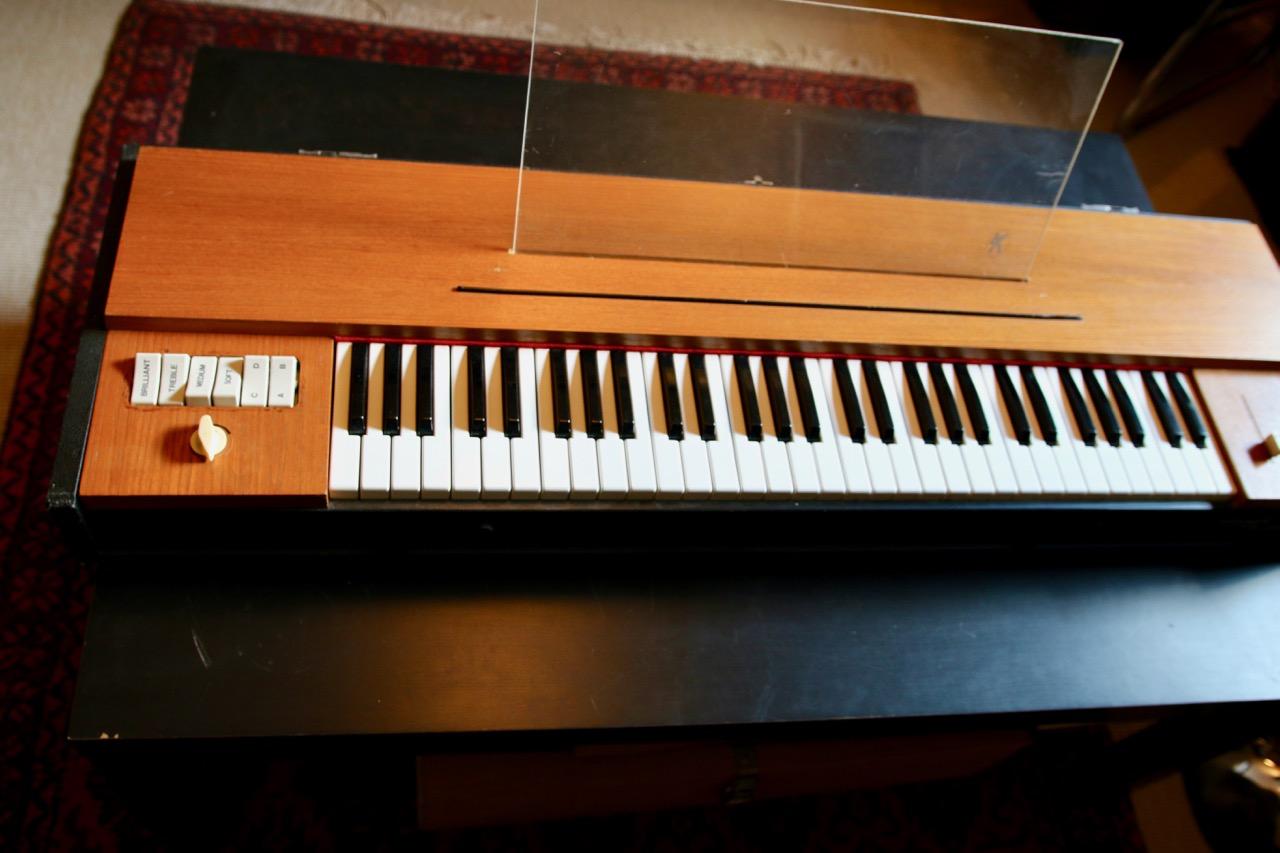 hohner clavinet d6 image 1661087 audiofanzine. Black Bedroom Furniture Sets. Home Design Ideas