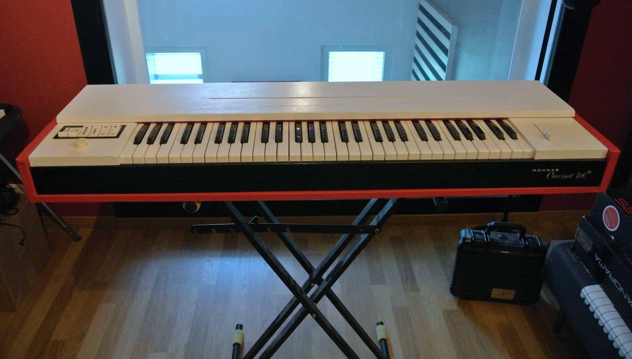 hohner clavinet d6 image 1889799 audiofanzine. Black Bedroom Furniture Sets. Home Design Ideas