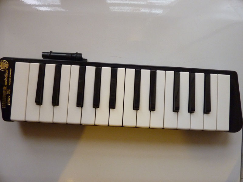 Hohner Piano 26   Made in Germany