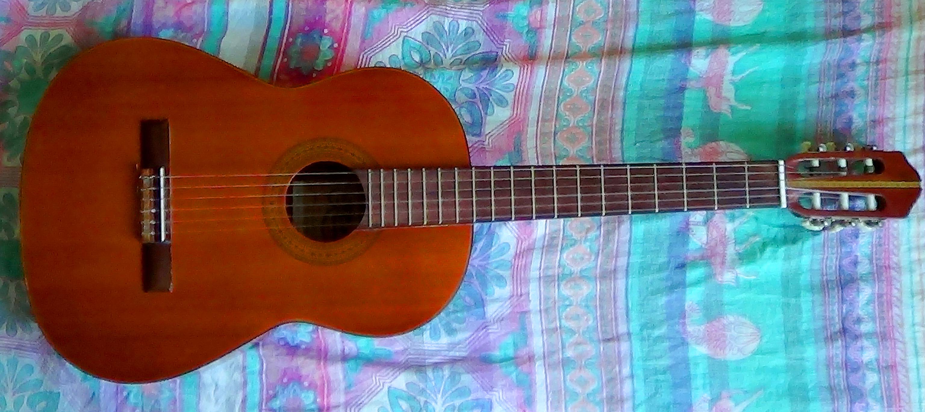 guitare classique hondo