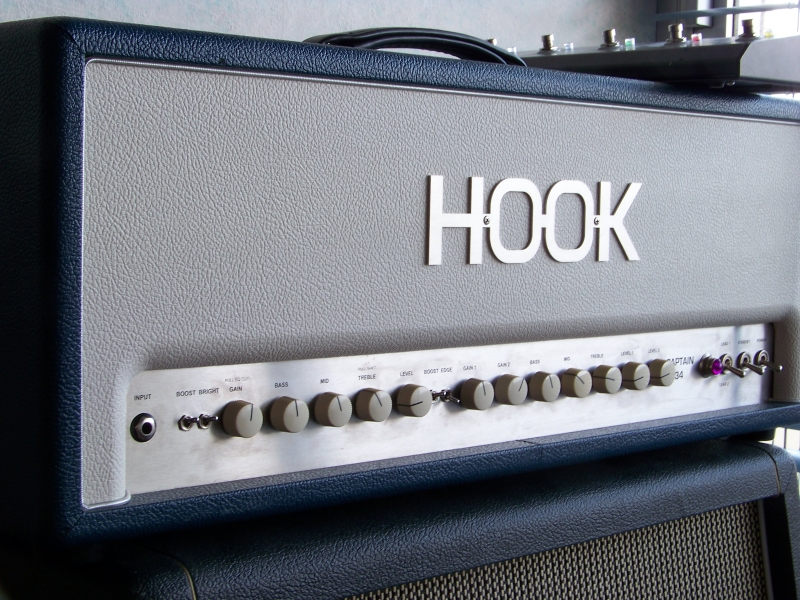 Amp hookup