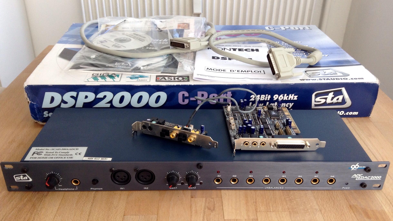 HOONTECH DSP2000 DRIVER PC