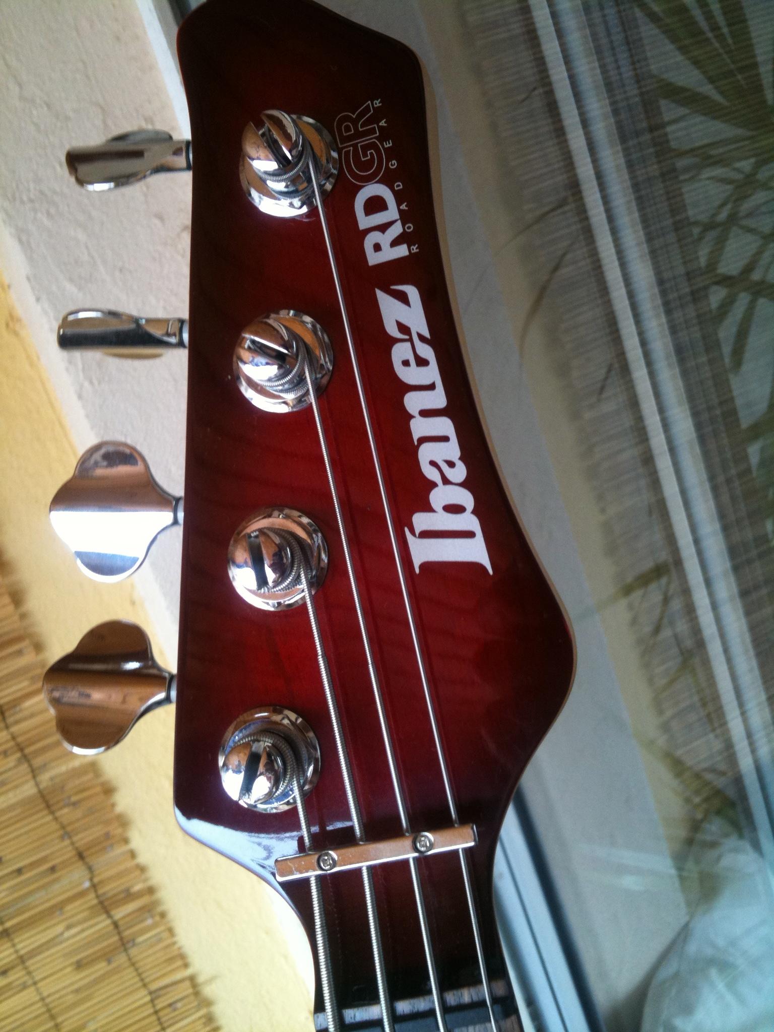 Ibanez Rdgr Bass - Merzie.net