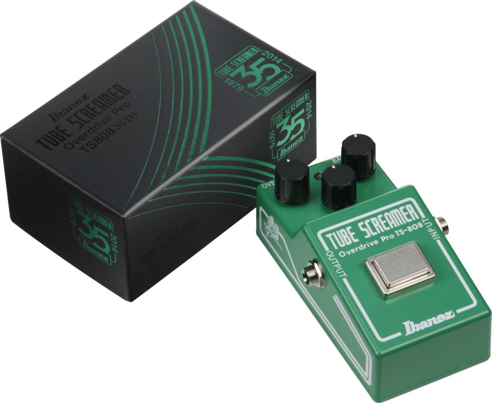 dating ibanez tube screamer The ibanez tube screamer is a guitar overdrive pedal, made by ibanez the pedal has a characteristic mid-boosted tone popular with blues and rock players.