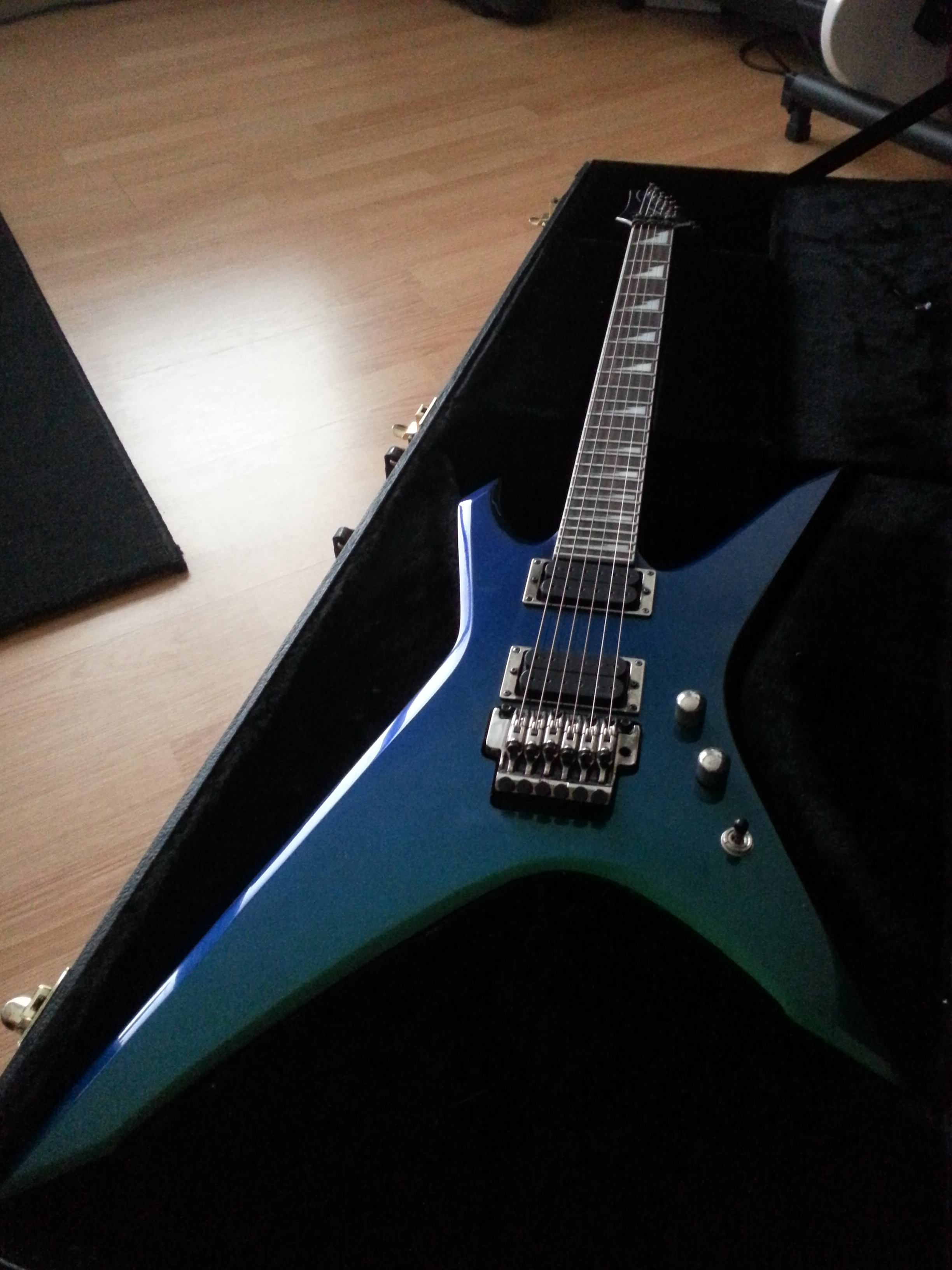 Photo Ibanez XPT700 : ...