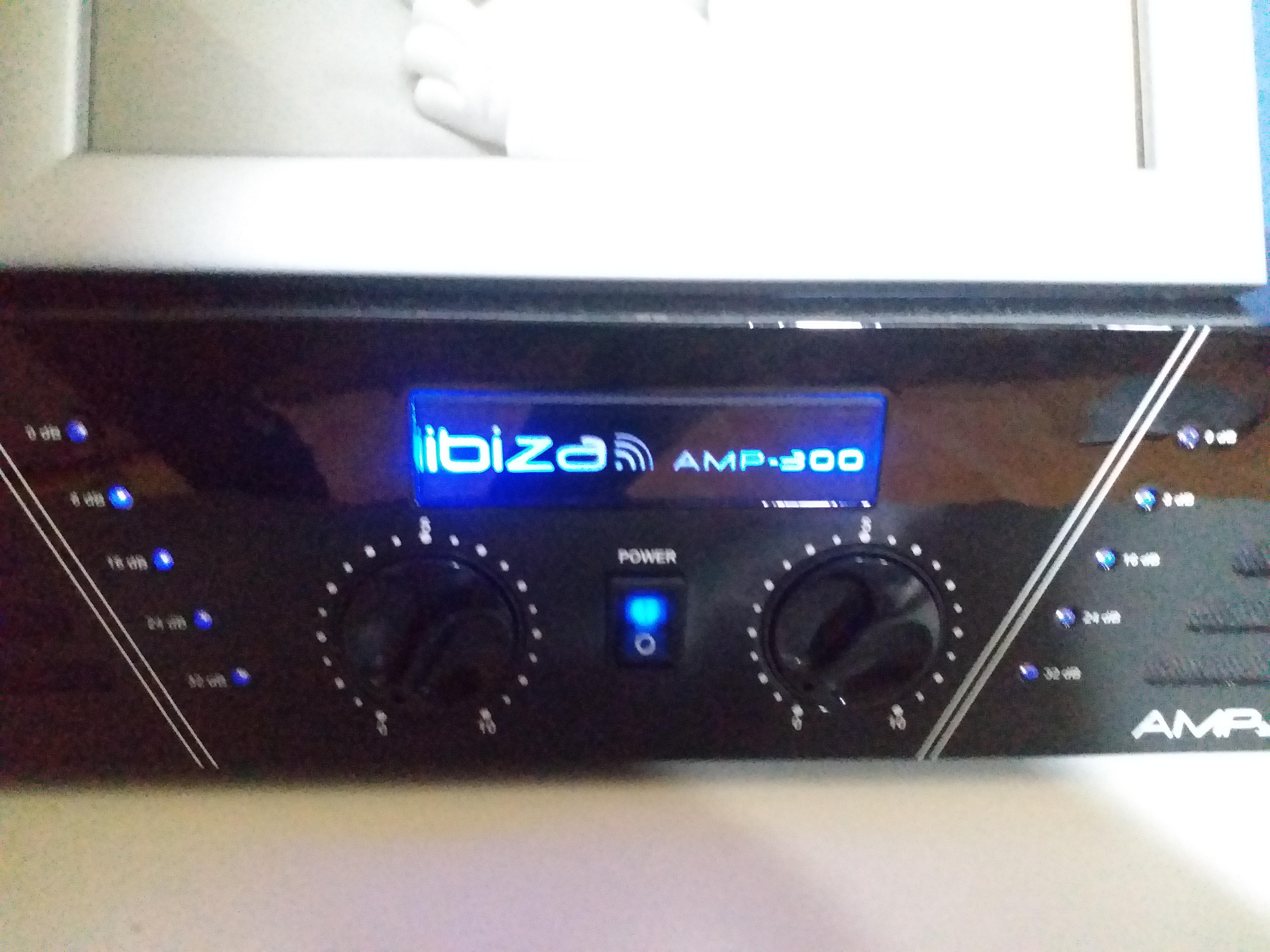 ampli sono ibiza amp 300