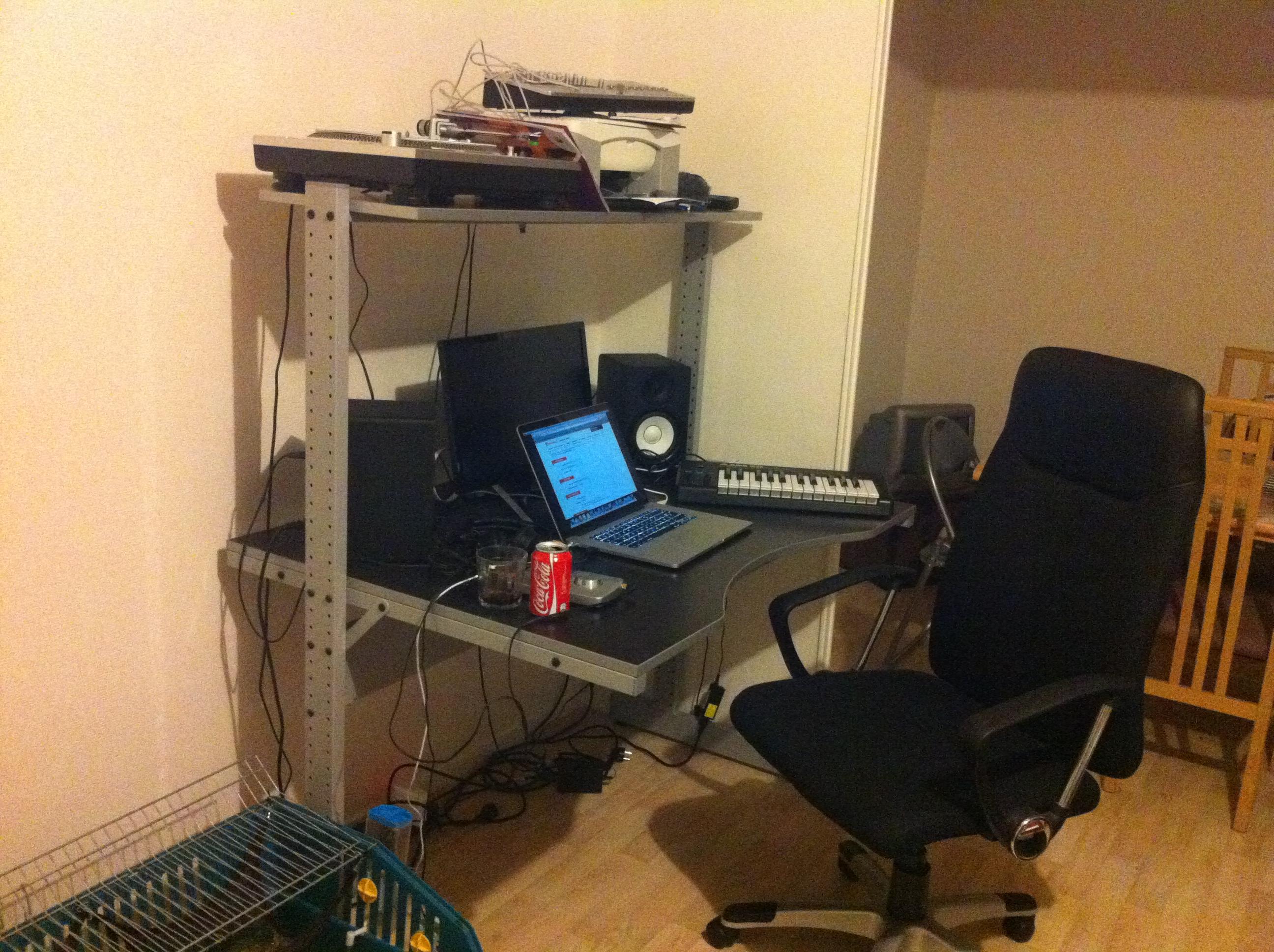 desks for studio Search 13 21 Audiofanzine
