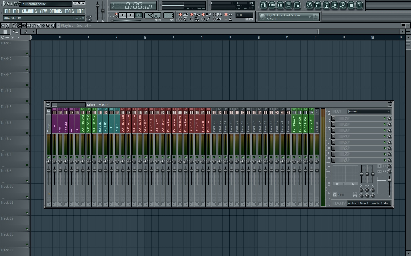 Fl Studio 11 Producer Edition Image Line Audiofanzine