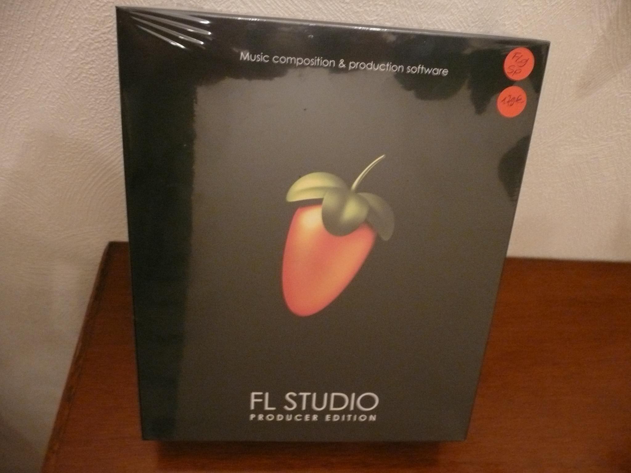 fl studio 9 producer edition
