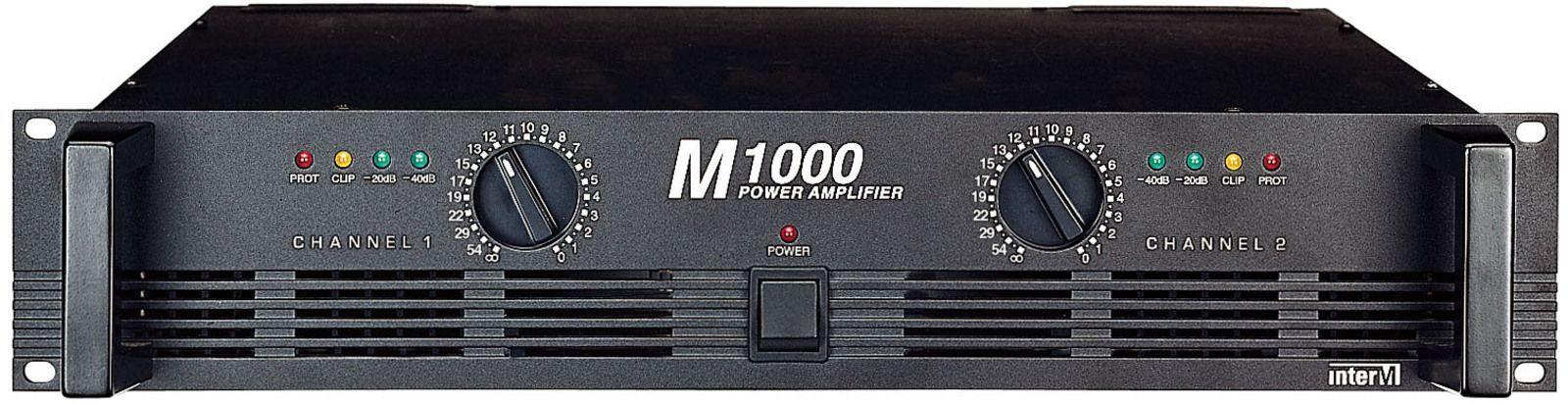 Inter-M M 1000 image (#43965) - Audiofanzine