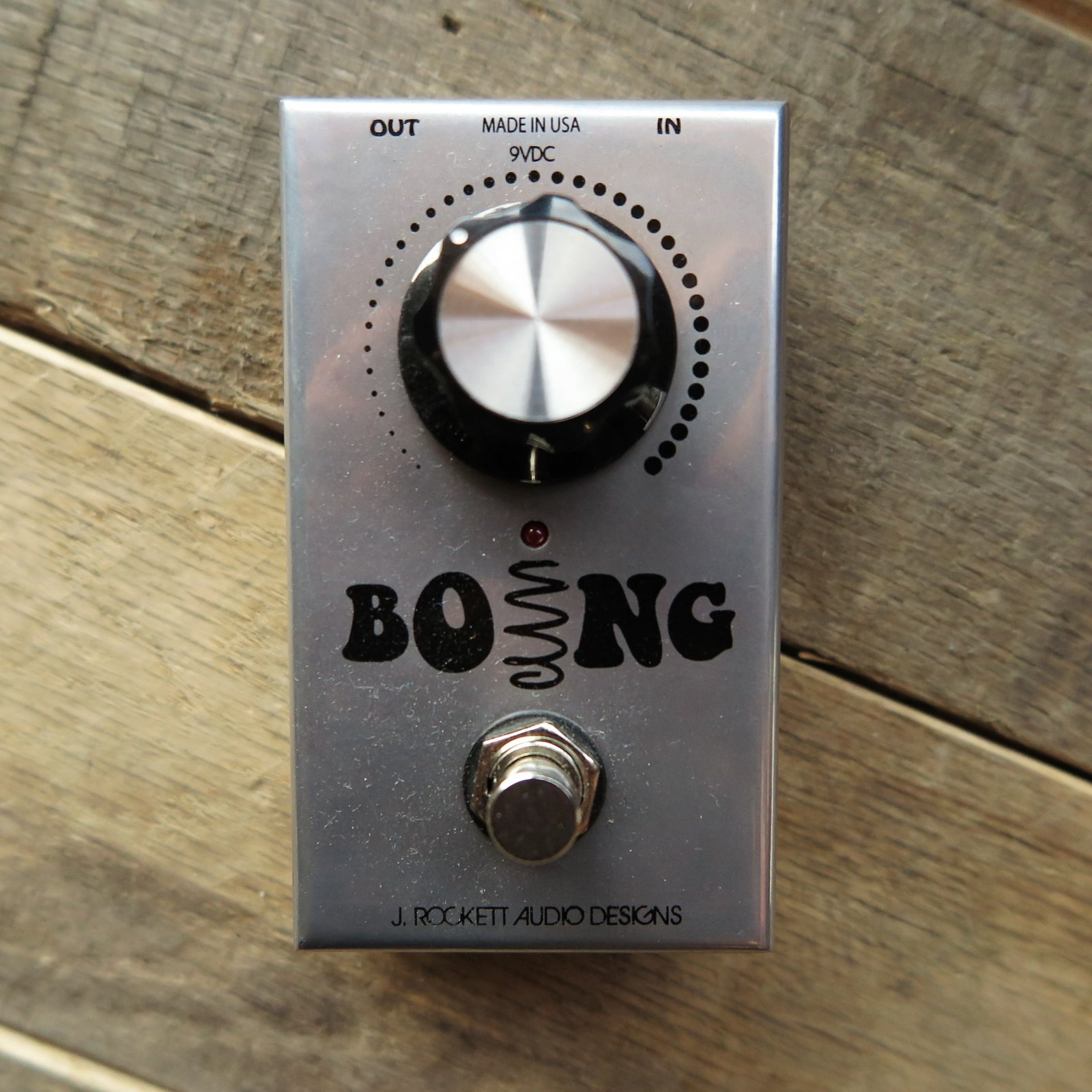 Boing J Rockett Audio Designs Boing Audiofanzine