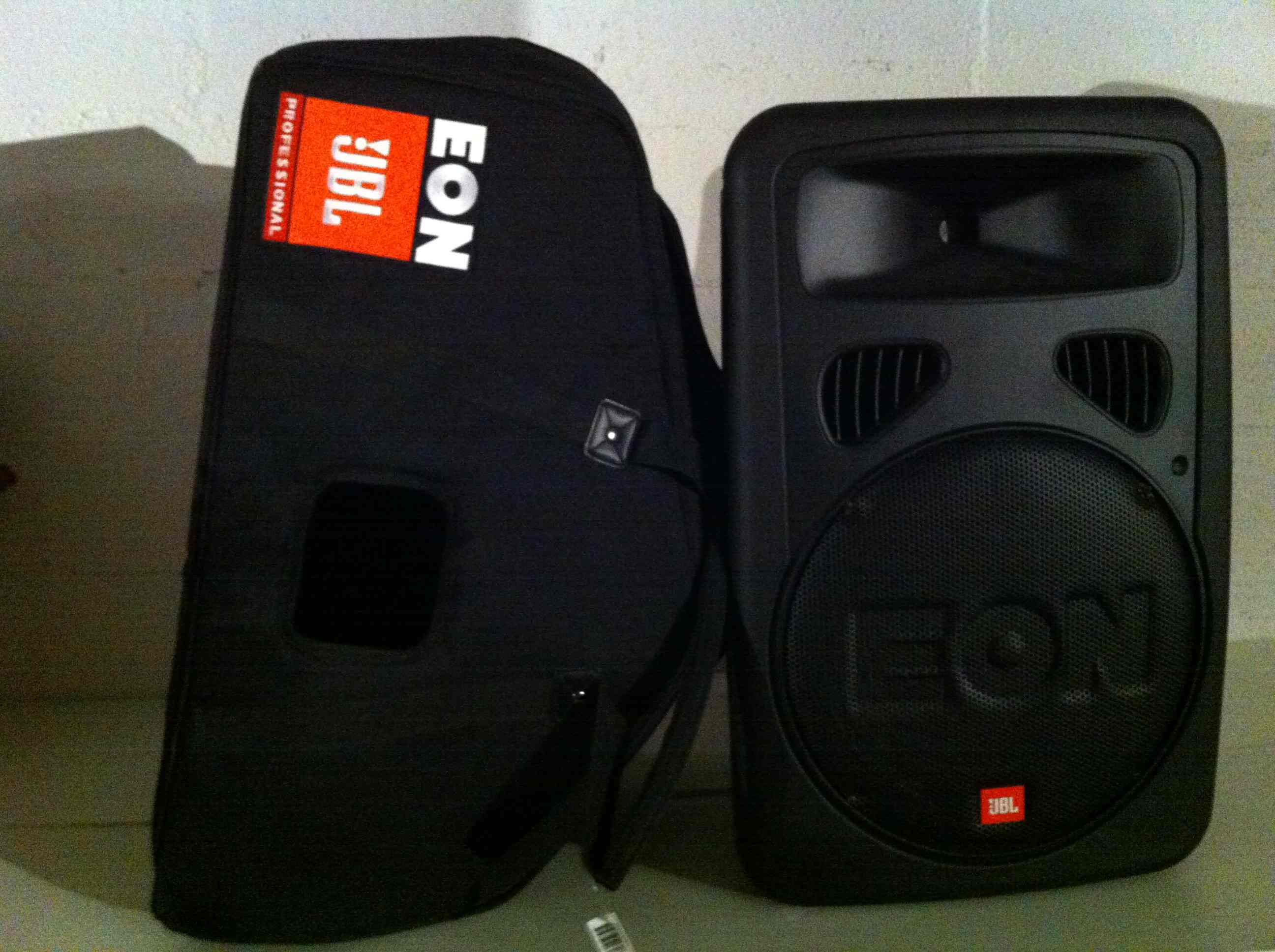 jbl eon g2 15 powered speakers manual