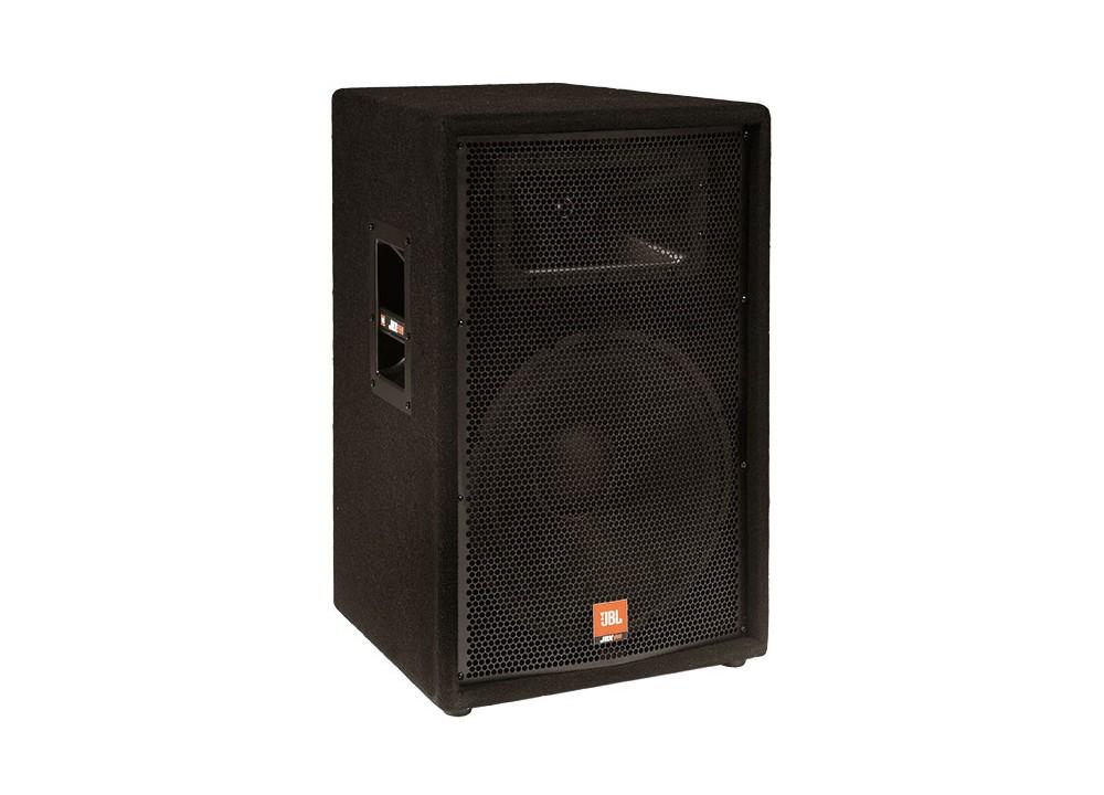 full range pa speaker cabinet jbl JRX  medias pictures aplaym