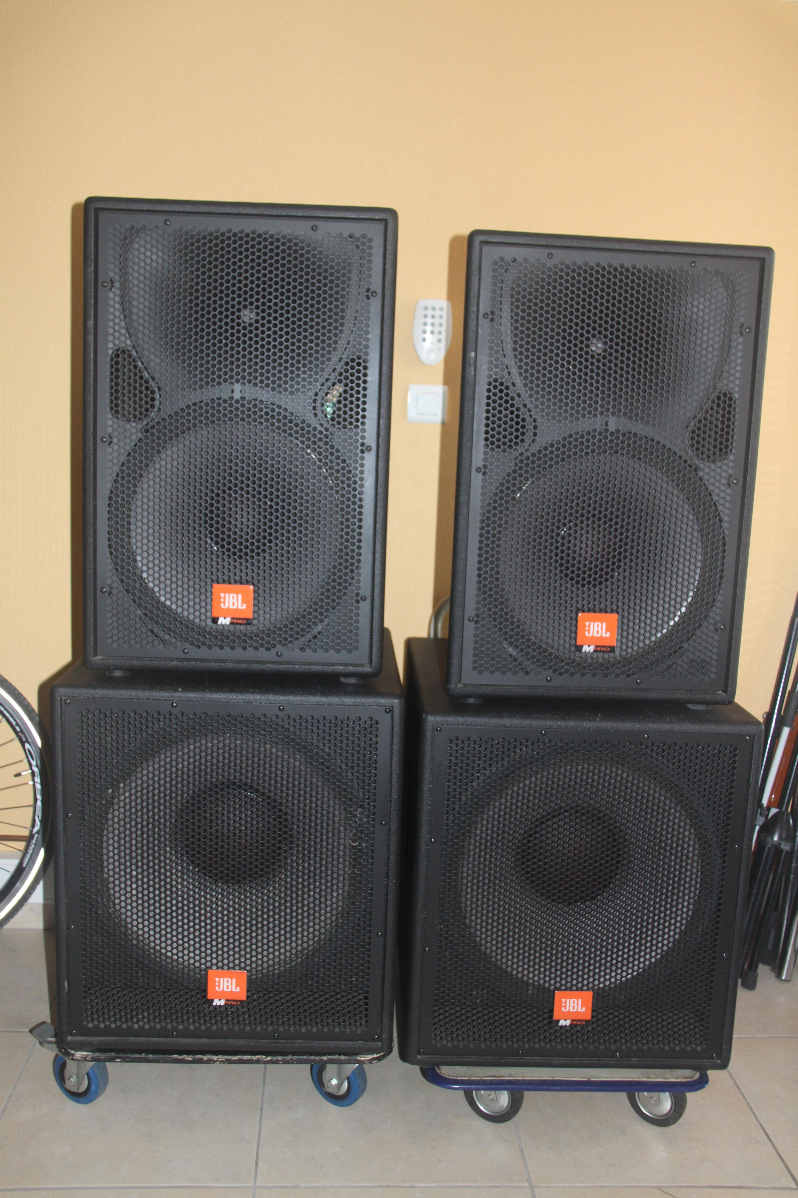 vends sono jbl 2000w champagne ardenne audiofanzine. Black Bedroom Furniture Sets. Home Design Ideas