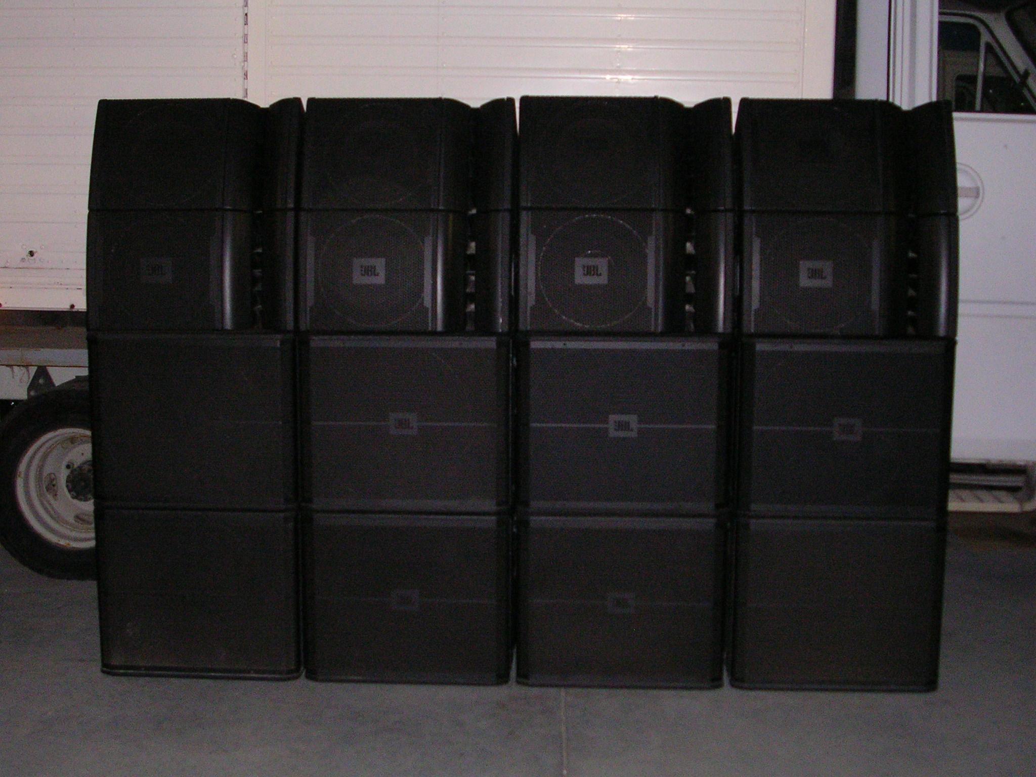 jbl vrx918s image 560517 audiofanzine. Black Bedroom Furniture Sets. Home Design Ideas