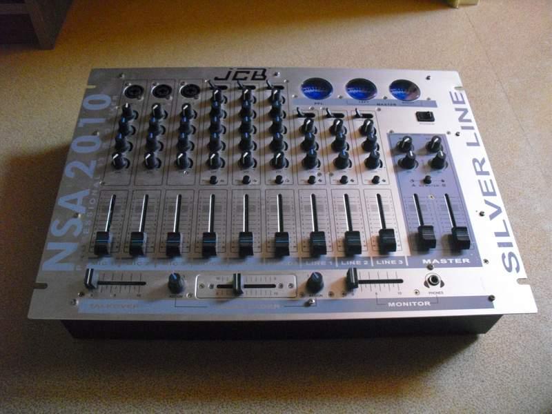 table de mixage jcb sa2010a
