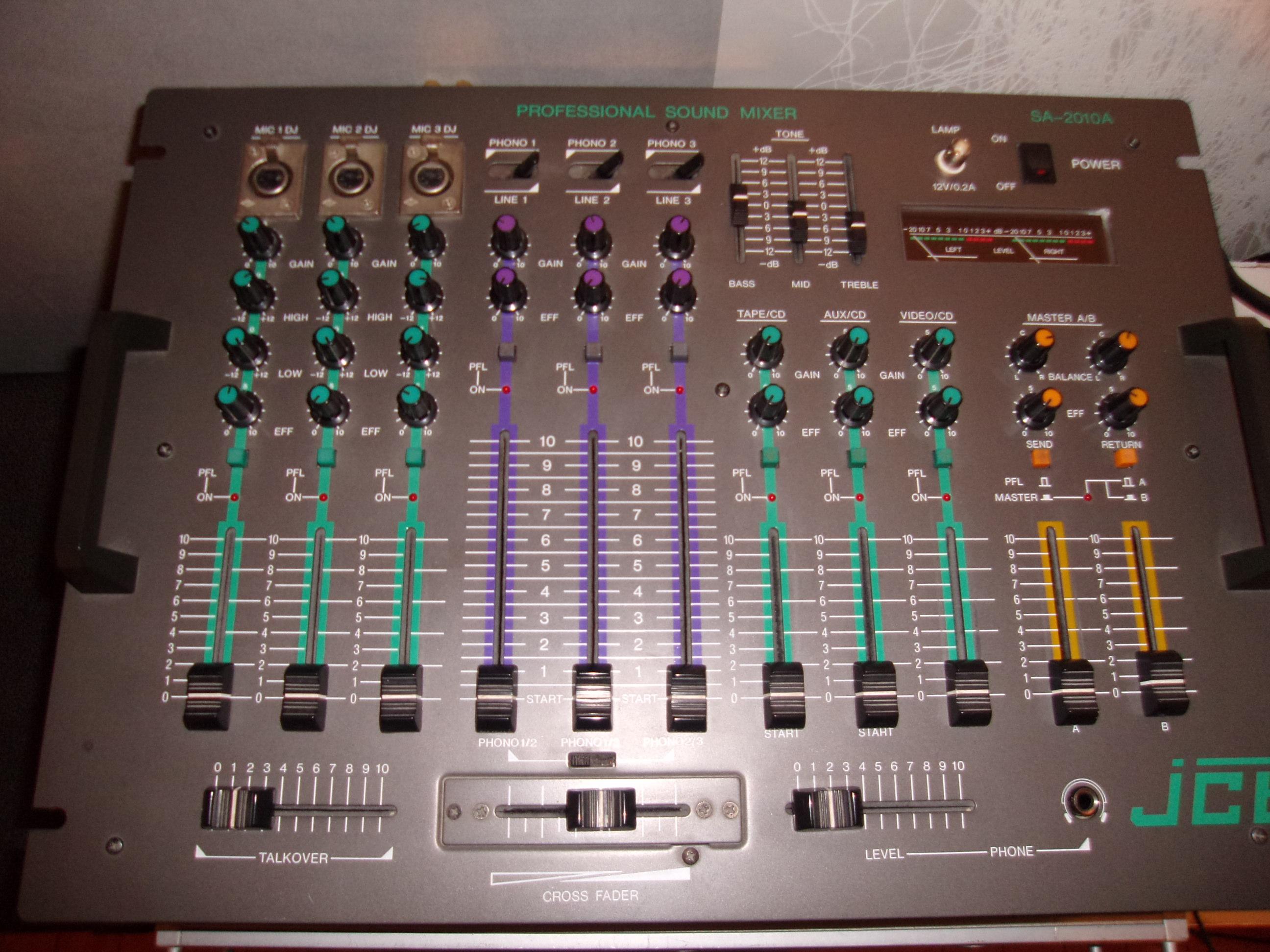 Photo jcb sa2010a jcb sa2010a 97479 752942 - Table de mixage en ligne gratuit ...