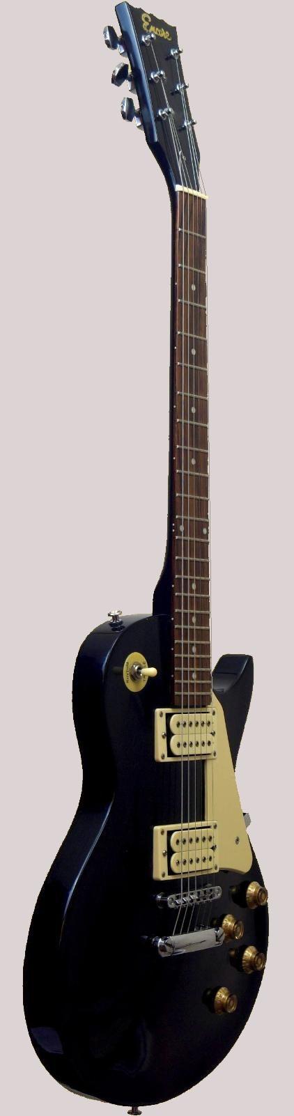 jhs vintage encore les paul guitar