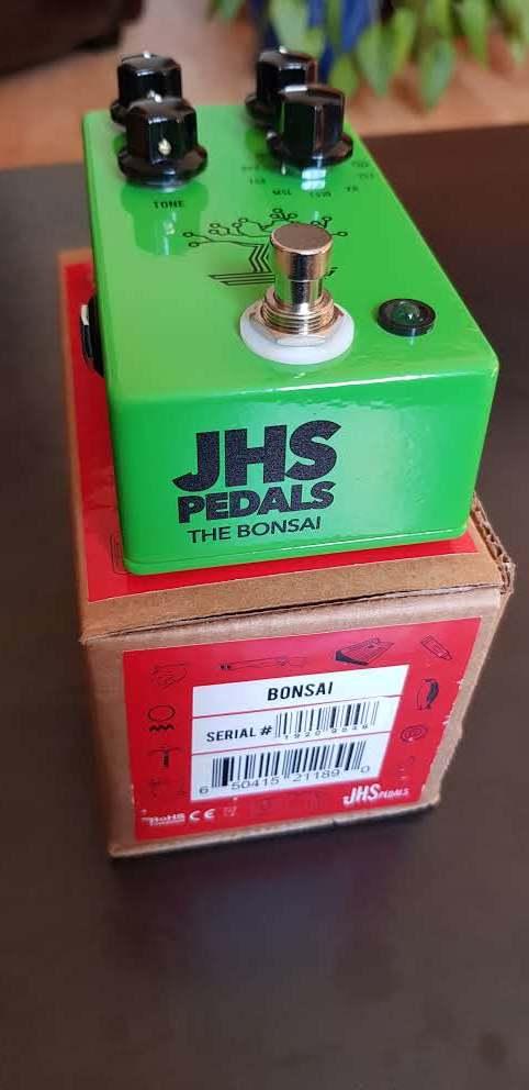 The Bonsai Jhs Pedals The Bonsai Audiofanzine