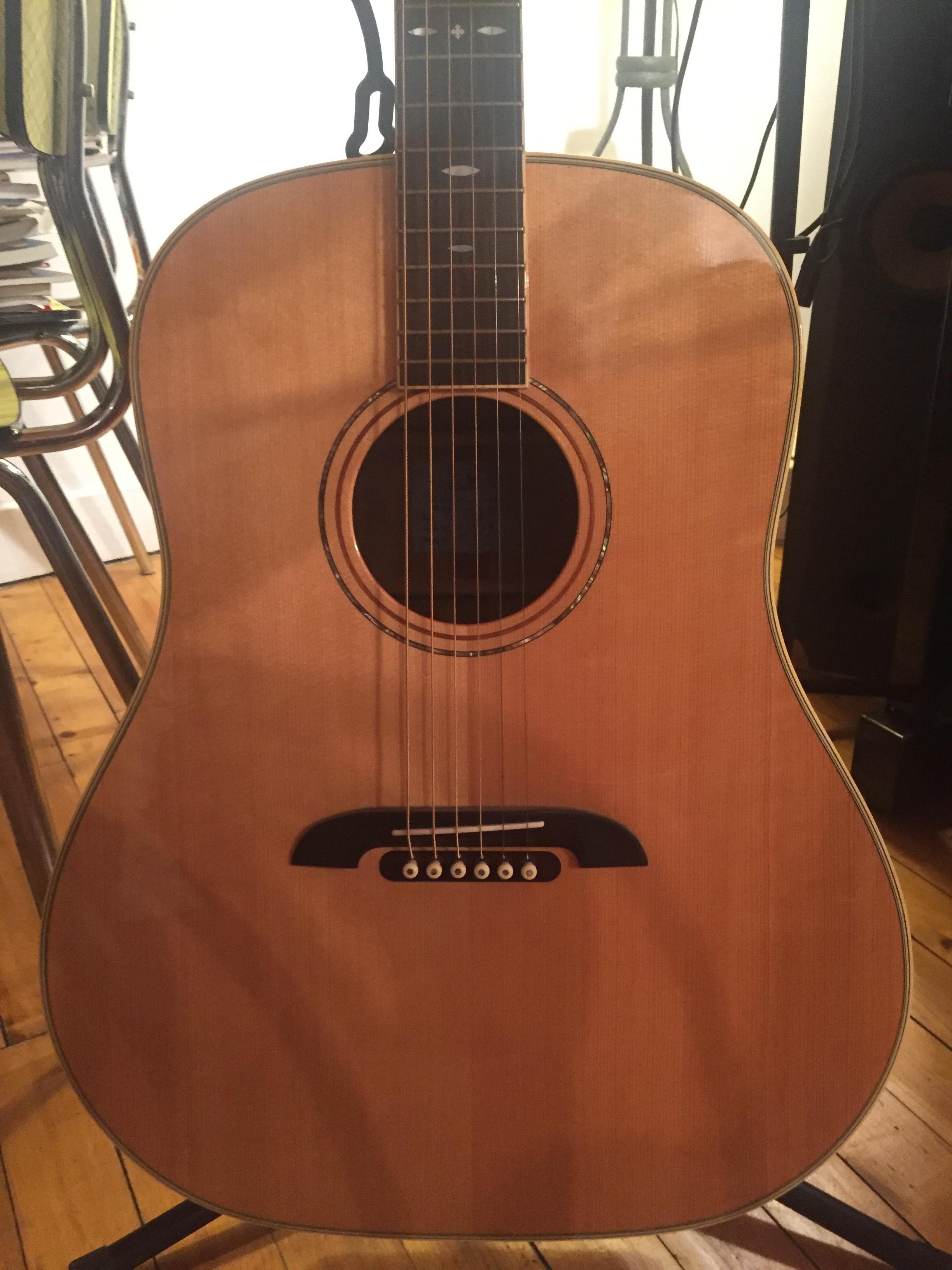 guitare classique yairi