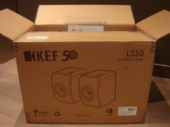 kef ls50 image 501840 audiofanzine. Black Bedroom Furniture Sets. Home Design Ideas