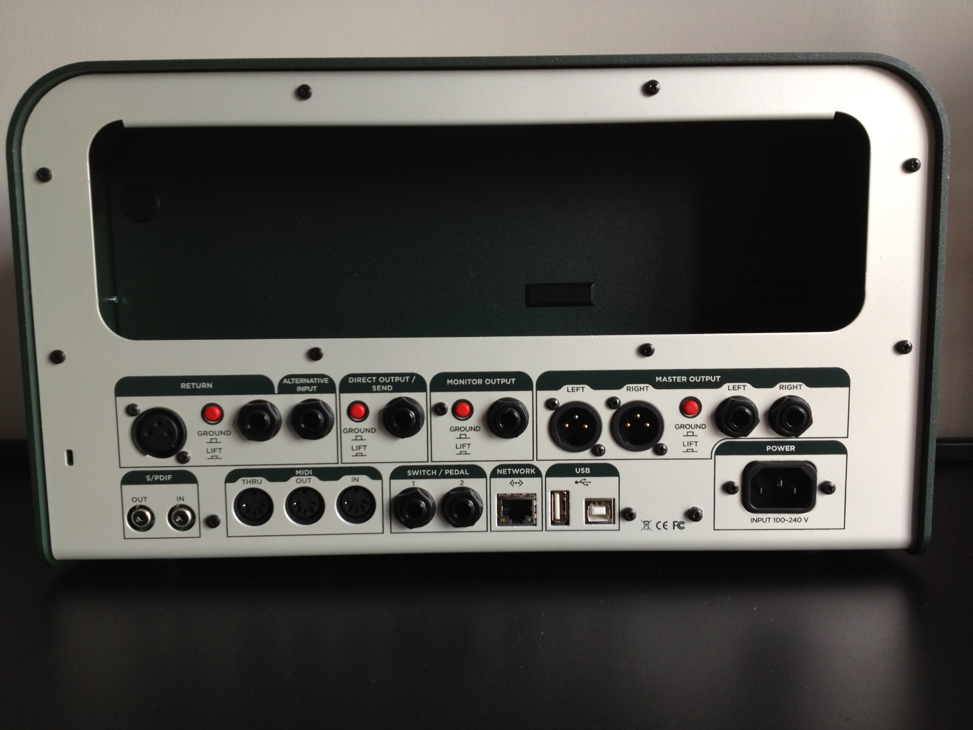 kemper profiling amplifier image 384761 audiofanzine. Black Bedroom Furniture Sets. Home Design Ideas