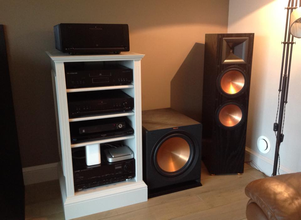 rf 7 mk2 klipsch rf 7 mk2 audiofanzine. Black Bedroom Furniture Sets. Home Design Ideas