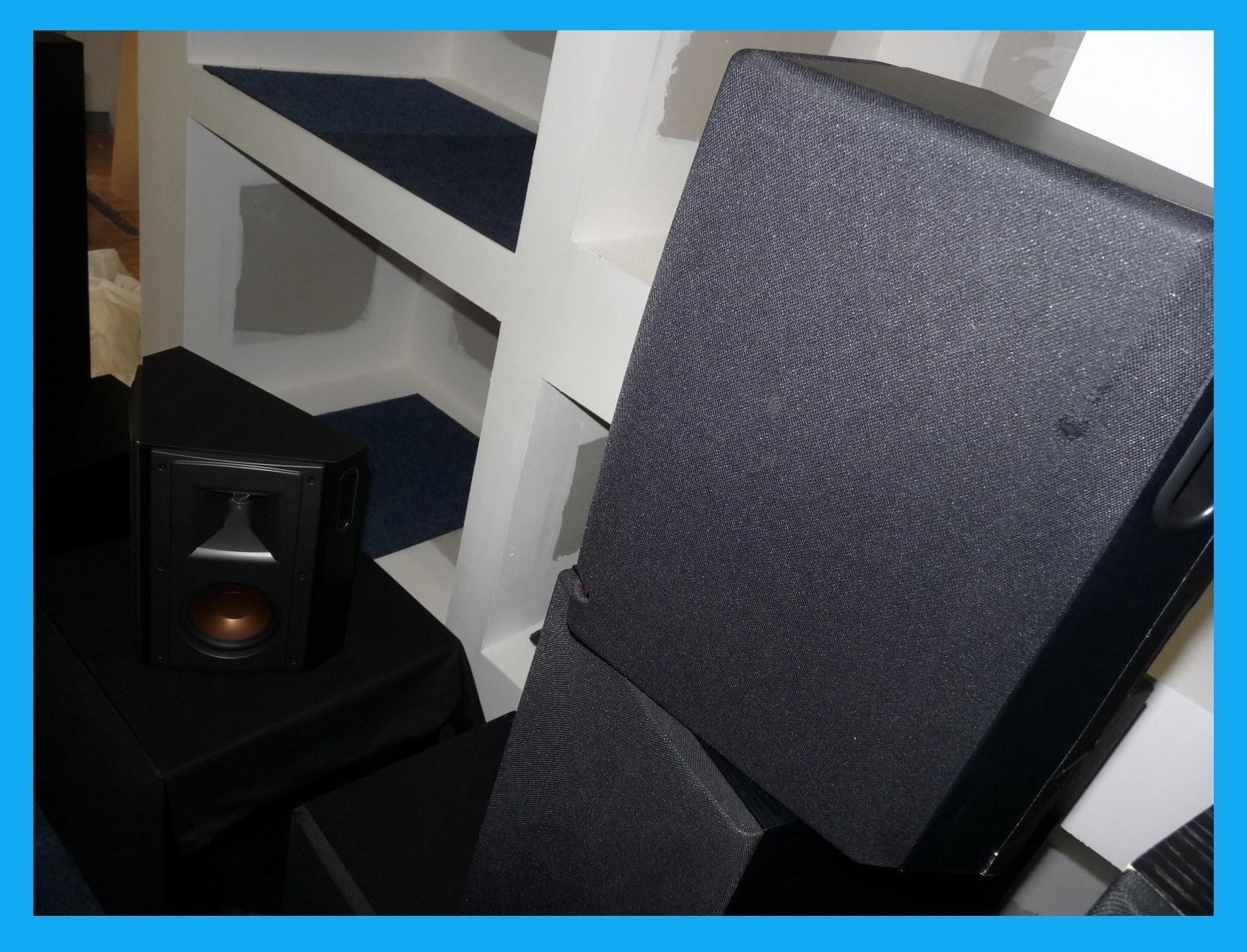klipsch rs 52 finition noire languedoc roussillon audiofanzine. Black Bedroom Furniture Sets. Home Design Ideas