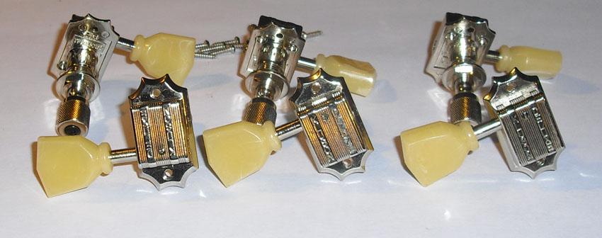 kluson tpkb3l series locking tuners image 254053 audiofanzine. Black Bedroom Furniture Sets. Home Design Ideas