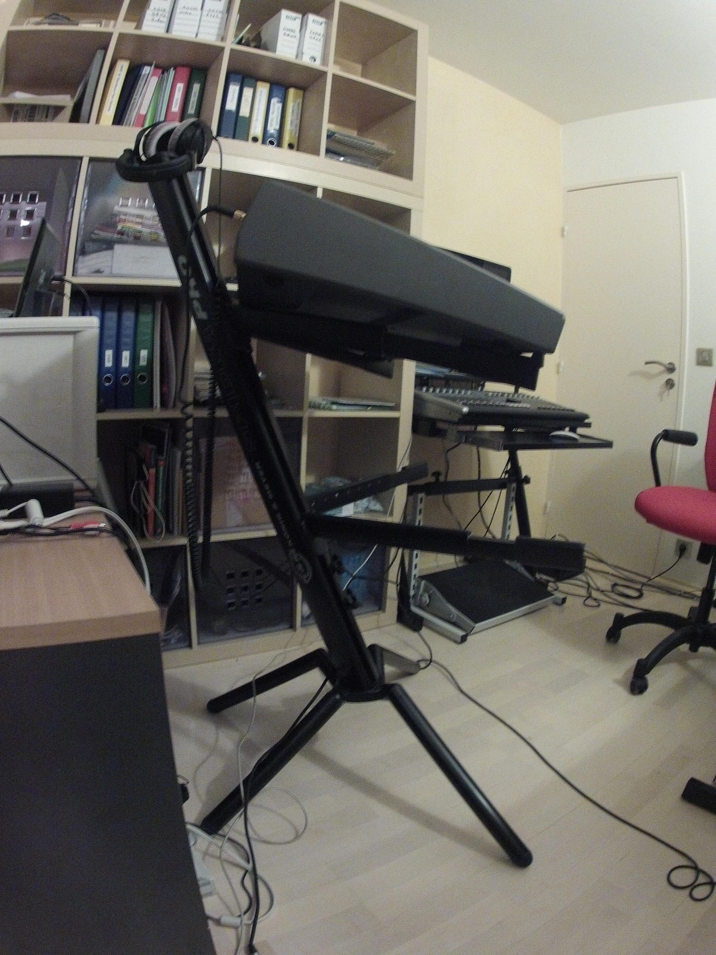 K 246 Nig Amp Meyer 18860 Spider Pro Black Image 478567