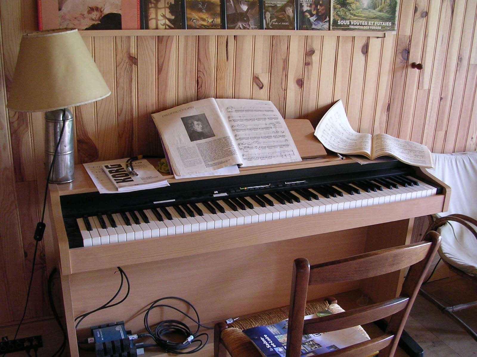 ec 120 lt korg ec 120 lt audiofanzine. Black Bedroom Furniture Sets. Home Design Ideas