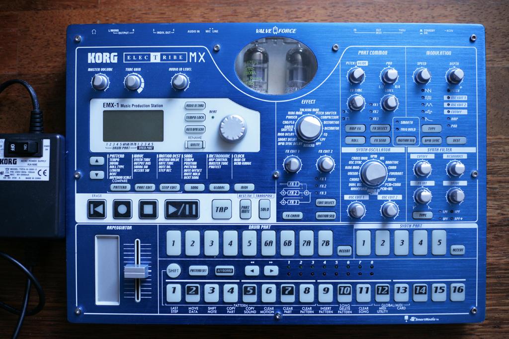 Korg ElecTribe EMX1 image (#579722) - Audiofanzine