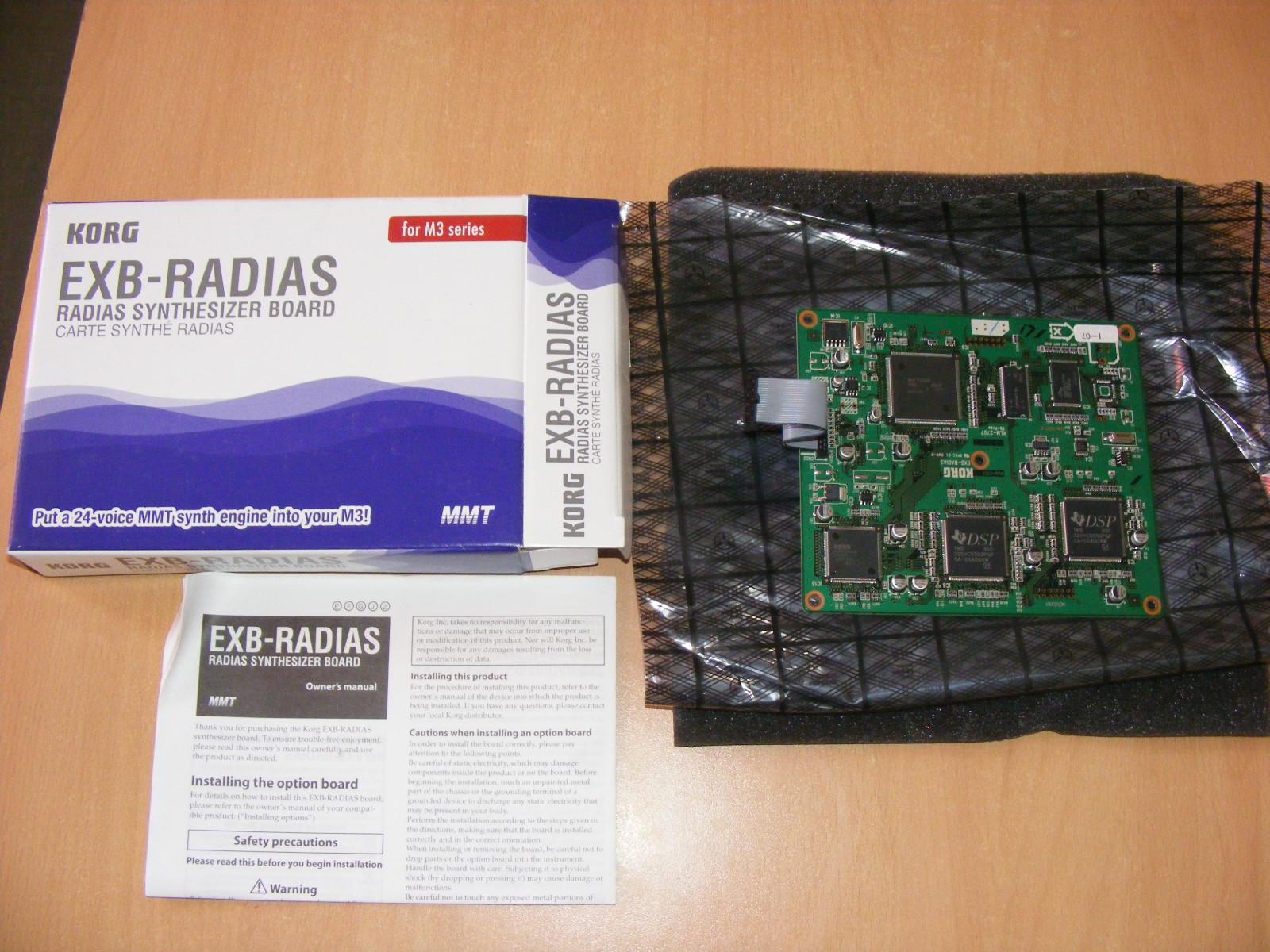 korg exb radias image 1533263 audiofanzine rh en audiofanzine com Korg Radias for M3 Korg Pa X